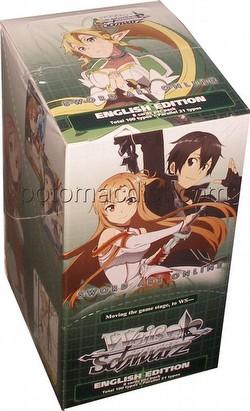 Weiss Schwarz (WeiB Schwarz): Sword Art Online Booster Box [English]