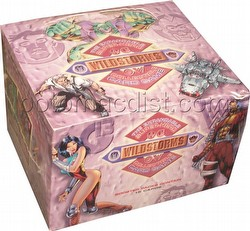 Wildstorms: Collectible Card Game Booster Box [Limited Edition]