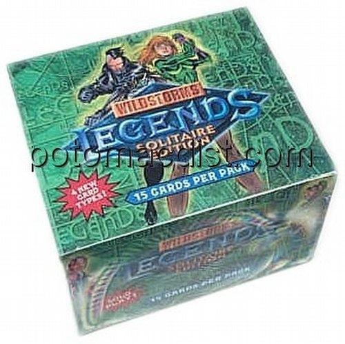 Wildstorms: Legends Booster Box
