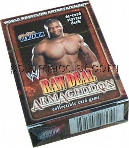 Raw Deal CCG: Armageddon Shane O