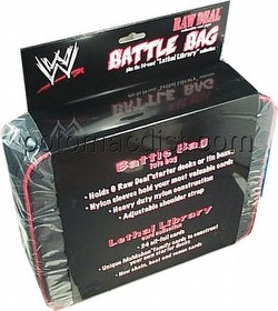 Raw Deal CCG: Battle Bag with Lethal Library Cards