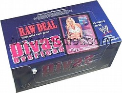 Raw Deal CCG: Divas Overload Starter Deck Box
