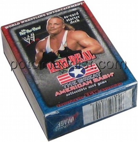 Raw Deal CCG: Great American Bash Mr. Pay-Per-View (Rob Van Dam) Starter Deck