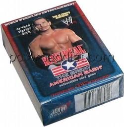 Raw Deal CCG: Great American Bash The Ultimate Survivor (Matt Hardy) Starter Deck