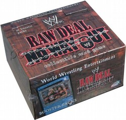 Raw Deal CCG: No Way Out Booster Box