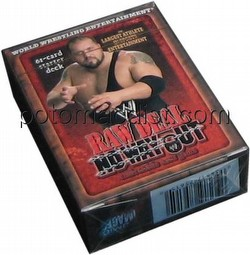 Raw Deal CCG: No Way Out Largest Athlete in Sports Entertainment Starter Deck