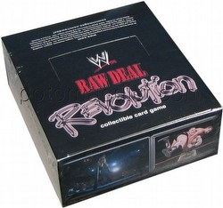 Raw Deal CCG: Revolution 1 Booster Box