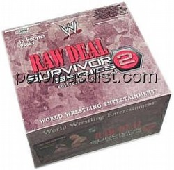 Raw Deal CCG: Survivor Series 2 Booster Box