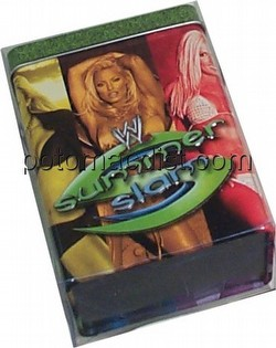 Raw Deal CCG: SummerSlam Deck Holder Tin
