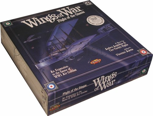 Wings of War: Flight of the Giants Expansion Set Box