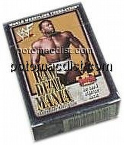 Raw Deal CCG: Mania Booker T Starter Deck