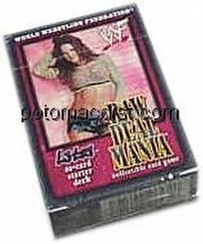 Raw Deal CCG: Mania Lita Starter Deck
