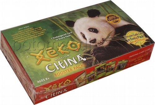 Xeko: Mission China Booster Box
