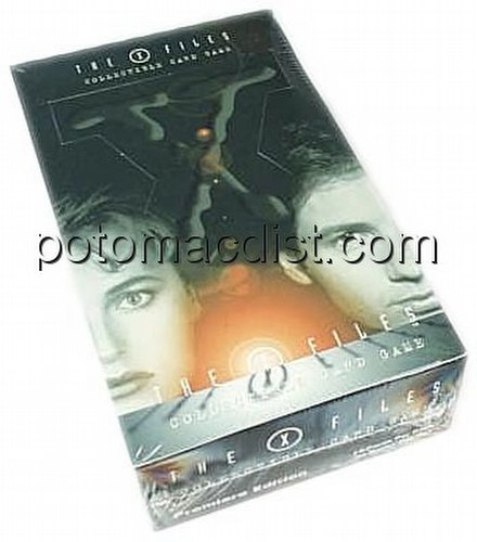 X-Files: Booster Box [1st Edition]