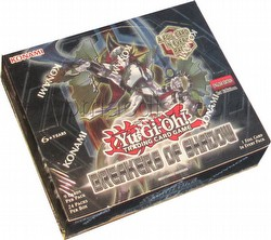 Yu-Gi-Oh: Breakers of Shadow Booster Box [1st Edition]