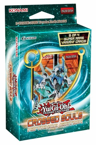 Yu-Gi-Oh: Crossed Souls Advance Edition Case [12 boxes]