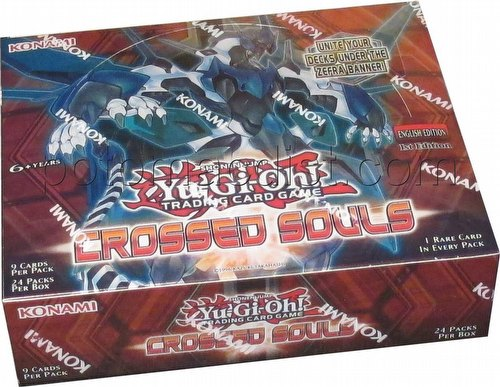 Yu-Gi-Oh: Crossed Souls Booster Box [1st Edition]