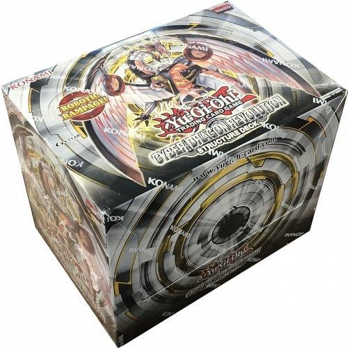 Yu-Gi-Oh: Cyber Dragon Revolution Structure Deck Box