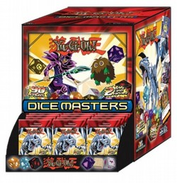 Yu-Gi-Oh! Dice Masters: Series One (Series 1) Dice Building Game Gravity Feed Box