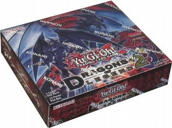 Yu-Gi-Oh: Dragons of Legend 2 Booster Box