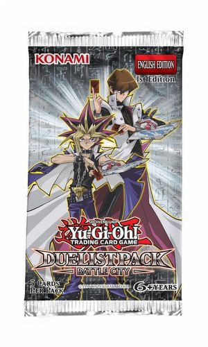 Yu-Gi-Oh: Duelist Pack - Battle City Booster Case [12 boxes]