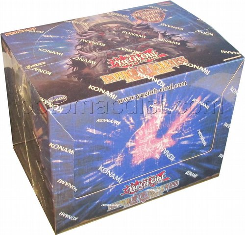Yu-Gi-Oh: Emperor of Darkness Structure Deck Box