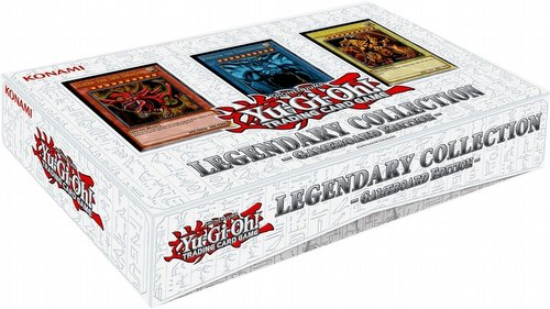 Yu-Gi-Oh: Legendary Collection I [Game Board Edition]