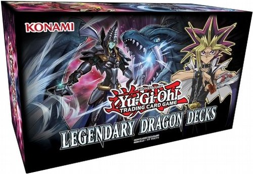 Yu-Gi-Oh: Legendary Dragon Decks Box Set