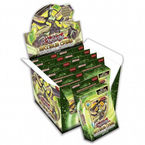 Yu-Gi-Oh: Maximum Crisis Special Edition Box