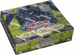 Yu-Gi-Oh: The New Challengers Booster Box [1st Edition]
