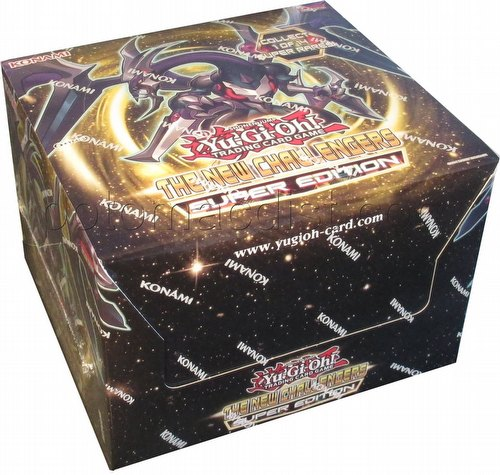 Yu-Gi-Oh: The New Challengers Super Edition Box