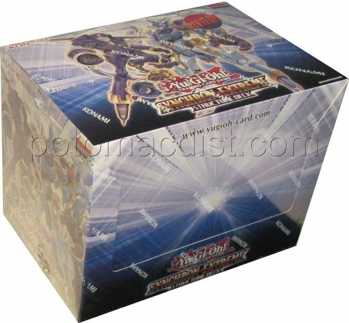 Yu-Gi-Oh: Synchron Extreme Structure Deck Box