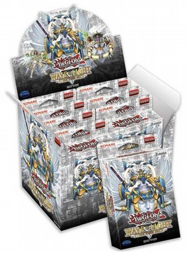 Yu-Gi-Oh: Wave of Light Structure Deck Box