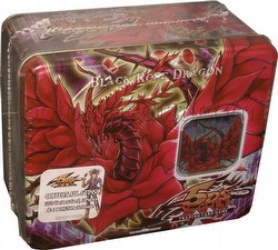 Yu-Gi-Oh: Collectors Tin Series 2 Black Rose Dragon Tin