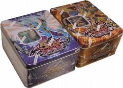 Yu-Gi-Oh: Collectible Tin Series 1 (Wave 1) Set [2009/2 tins]