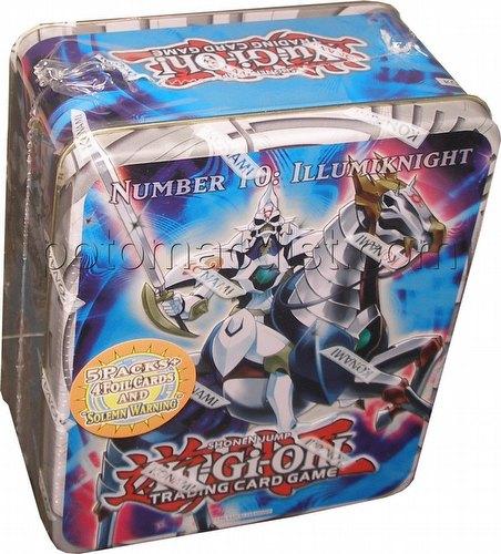 Yu-Gi-Oh: Number 10: Illumniknight Tin [2011/Series 2]