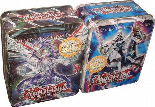 Yu-Gi-Oh: Collectible Tin Series 2 (Wave 2) Set [2011]
