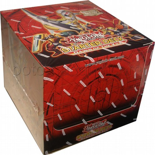 Yu-Gi-Oh: 2011 Dawn of the XYZ Starter Deck Box