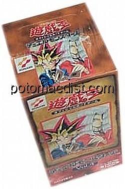Yu-Gi-Oh: Booster 4 [Japanese] Box