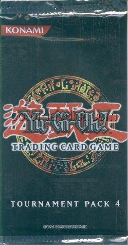 Yu-Gi-Oh: 4th Season Tournament Pack [1 Pack]