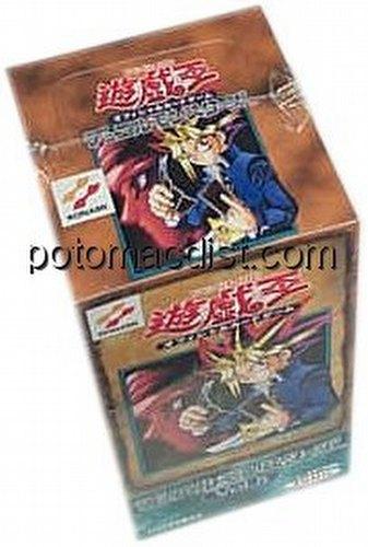 Yu-Gi-Oh: Booster 5 [Japanese] Box