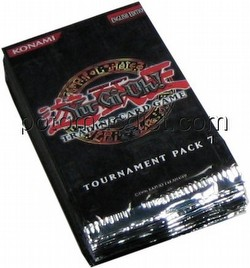 Yu-Gi-Oh: 7th Season Tournament Packs [20 packs]