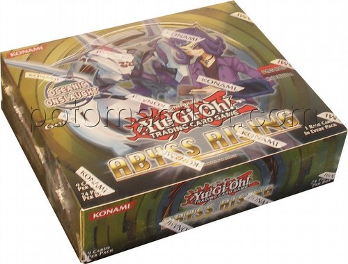 Yu-Gi-Oh: Abyss Rising Booster Box [1st Edition]