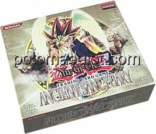 Yu-Gi-Oh: Ancient Sanctuary Booster Box [1st Edition]