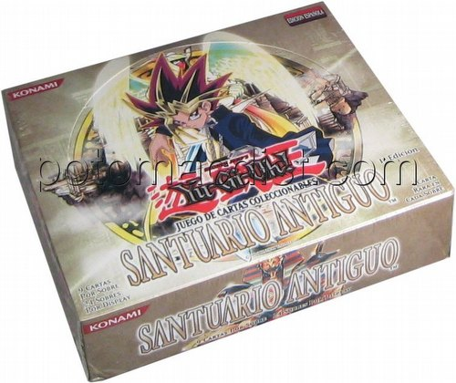 Yu-Gi-Oh: Ancient Sanctuary Booster Box [1st Edition/Spanish]