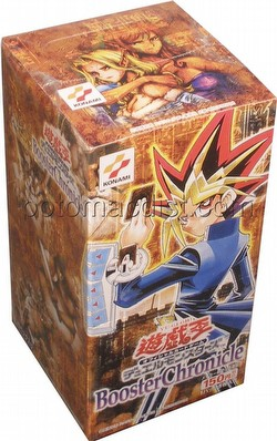 Yu-Gi-Oh: Booster Chronicle Booster Box [Japanese]