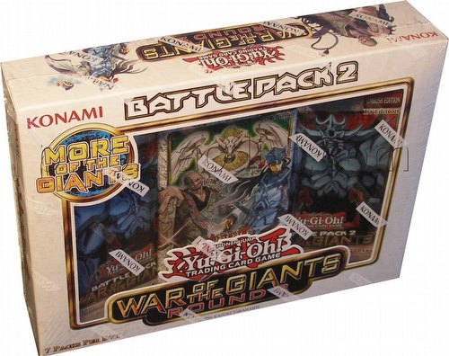Yu-Gi-Oh: Battle Pack 2 - War of the Giants: Round 2 Set