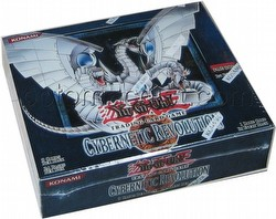 Yu-Gi-Oh: Cybernetic Revolution Booster Box [1st Edition]