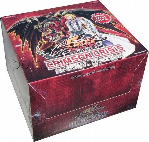 Yu-Gi-Oh: Crimson Crisis Special Edition Box