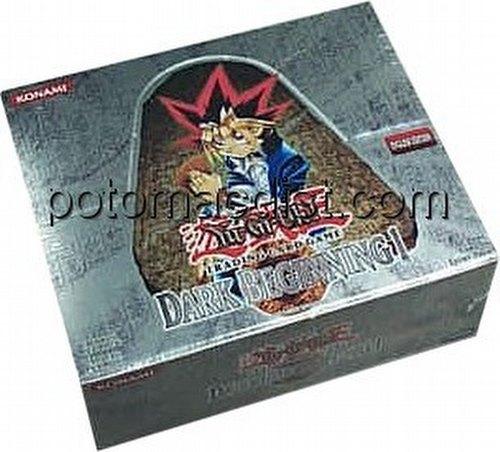 Yu-Gi-Oh: Dark Beginning 1 Booster Box [Unlimited]